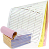 Carbonless NCR Forms 2-5 Part