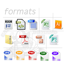 Envelope Printing Artwork Formats
