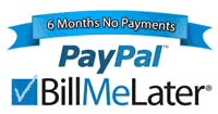 PayPal Bill Me Later Carbonless Forms